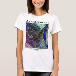 Anthropocene V_B - Parana River Delta, Argentina T-Shirt