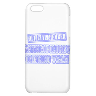 Anthropologist Drinking Team Case For iPhone 5C