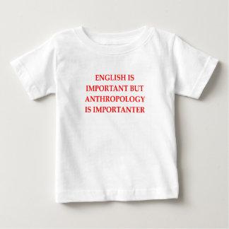 anthropology baby T-Shirt