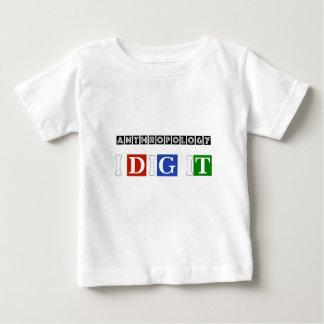 Anthropology I Dig It Shirts