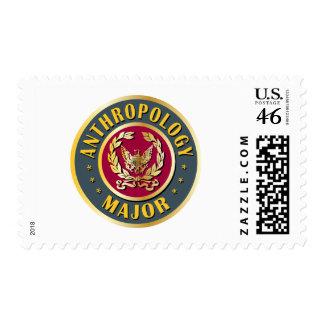 Anthropology Major Postage Stamp
