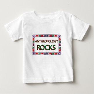Anthropology Rocks Tee Shirts