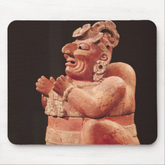 Anthropomorphic censer, from Guatemala Mouse Pad