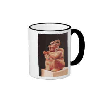Anthropomorphic censer, from Guatemala Mugs