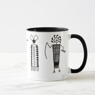 Anthropomorphs Mug