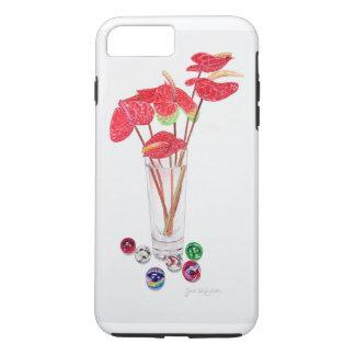 Anthurium Vase iPhone 7 Plus Case