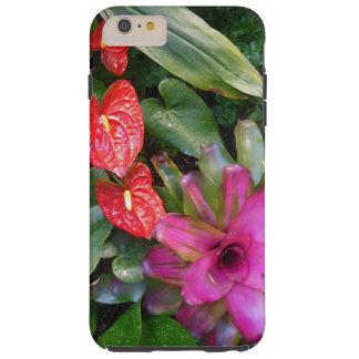 Anthuriums and Bromeliad Tough iPhone 6 Plus Case