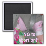 Anti-Aborto del imán