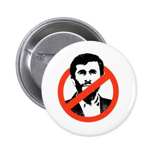 Anti-Ahmadinejad Pinback Buttons