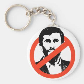 Anti-Ahmadinejad Llavero Personalizado