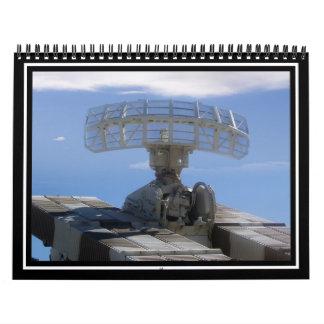 Anti Aircraft Detector - Ground To Air Radar Calendar