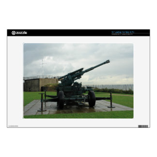 Anti-aircraft weapon used in World War 2 Laptop Skin