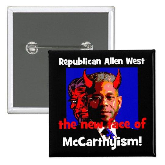 anti Allen West Button