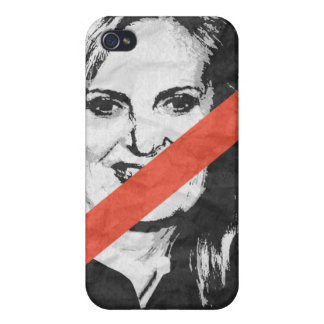 ANTI-ANN ROMNEY COVER FOR iPhone 4