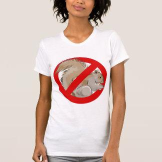 Anti-Ardilla Camiseta