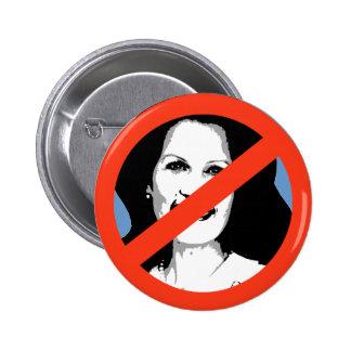 ANTI-BACHMAN: Anti-Michelle Bachman Button