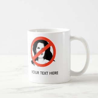 ANTI-BACHMAN: Anti-Michelle Bachman Mug