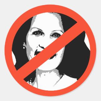 ANTI-BACHMAN: Anti-Michelle Bachman Sticker