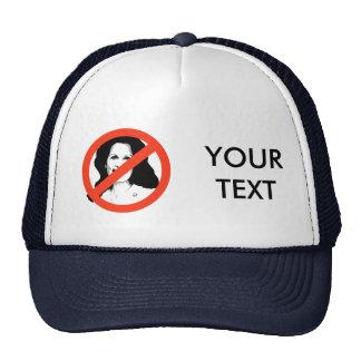 ANTI-Bachman Trucker Hat