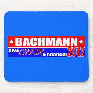 Anti Bachmann 2012 President DUMPER Design Mouse Pad