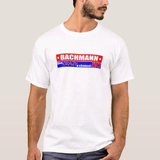 Anti Bachmann 2012 President DUMPER Design T-Shirt