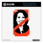 ANTI-BACHMANN DECAL FOR iPod TOUCH 4G