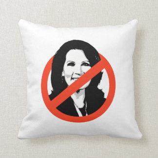 ANTI-BACHMANN.png Pillow