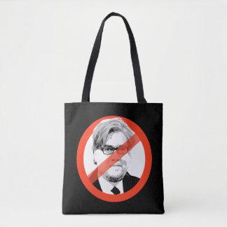 Anti-Bannon - Anti- Steve Bannon Tote Bag