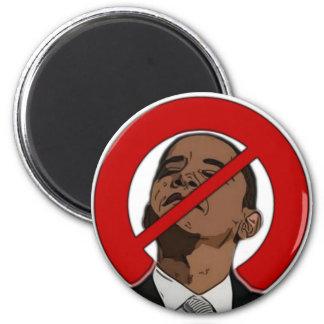Anti Barack Obama 2 Inch Round Magnet