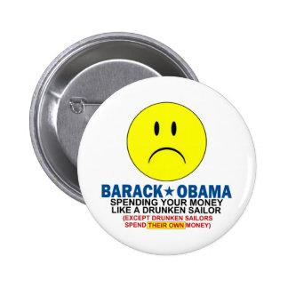 Anti Barack Obama Pin