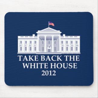 Anti Barack Obama Design Mouse Pad
