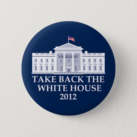 Anti Barack Obama Design Pinback Button