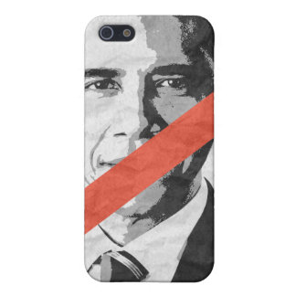 ANTI BARACK OBAMA iPhone 5 CASE