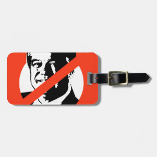 ANTI-BARBOUR LUGGAGE TAG