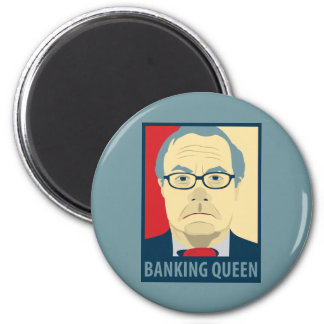 Anti-Barney Frank Banking Queen Magnets