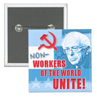 Anti-Bernie Sanders Campaign Button