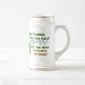 Anti-Bible Thumpers Mugs