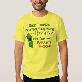 Anti-Bible Thumpers T-shirt