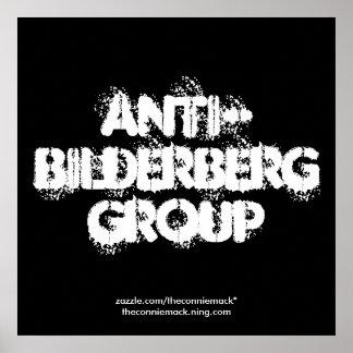 Anti-Bilderberg II Poster