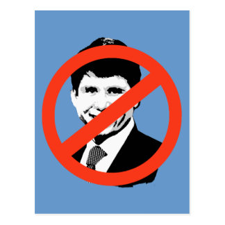 ANTI-BLAGOJEVICH: Rod Blagojevich anti Tarjeta Postal