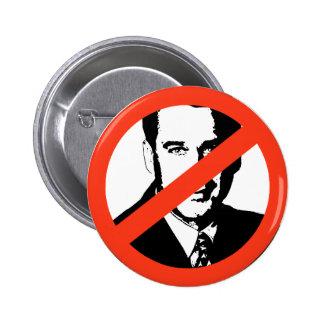 ANTI-BOEHNER: Anti-John Boehner Pinback Button