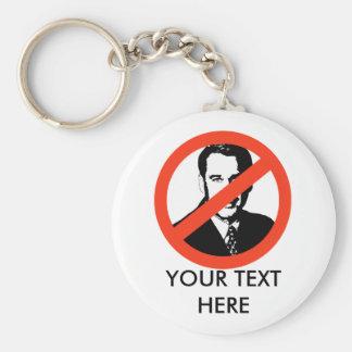 ANTI-BOEHNER: Anti-Juan Boehner Llavero Personalizado