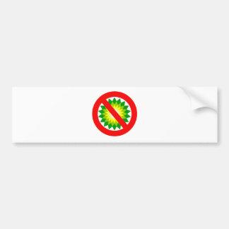 Anti-BP Car Bumper Sticker