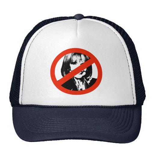 ANTI-BREWER TRUCKER HAT