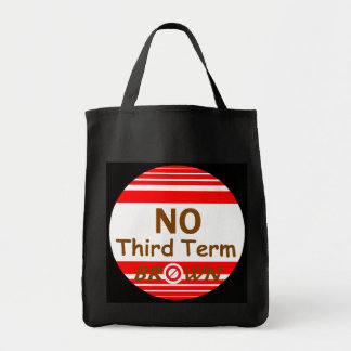 Anti BROWN No THIRD Bag