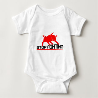 Anti Bullfighting Baby Bodysuit