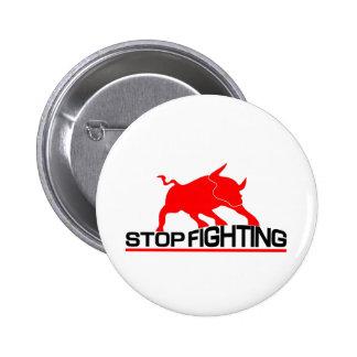 Anti Bullfighting Pins