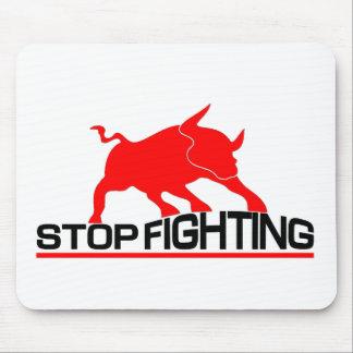 Anti Bullfighting Mouse Pad