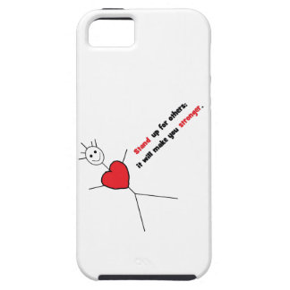 Anti Bully Merchandise iPhone 5/5S Cover