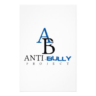 Anti-Bully Project items to promote Anti-Bully Stationery